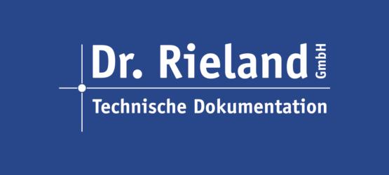 Dr. Rieland Technische Dokumentation